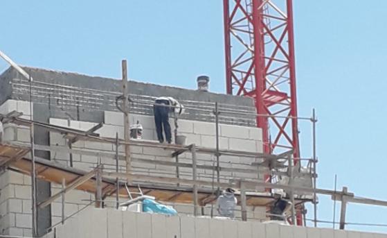 זינוק בהתחלות בניה בראשון לציון