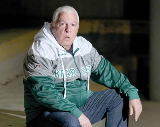 """גרשון השבוע. """"אני מרוויח כאן כמו מאמן בליגה לנוער"""""""
