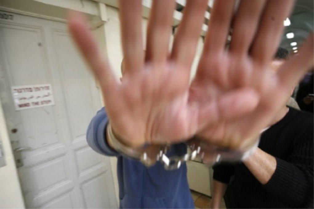 מעצר בבית משפט