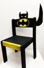 כסא באטמן, עיצוב: אלון מרטין