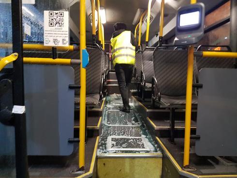 חיטוי אוטובוס אפיקים פתח תקוה