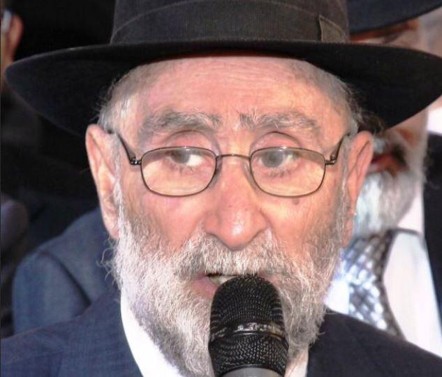 """הרב נח יעקב דואני ז""""ל"""