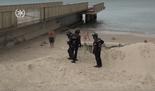מבצע אכיפה בחוף הים
