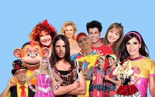כוכבי הילדים יחד TV