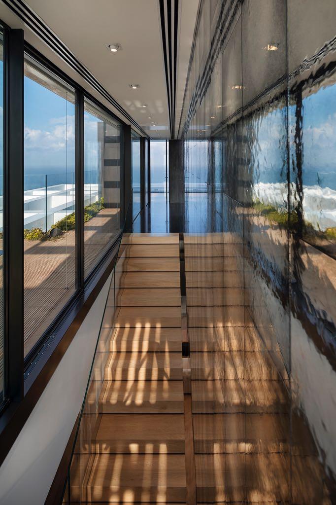 מערכת מיזוג חבויה בתקרה, בית און