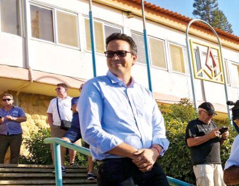 ראש עיריית ערד, ניסן בן חמו