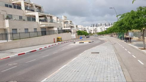 הקמת איי טיפה ברחוב דוכיפת