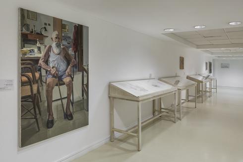 זמן דיוקן 2, מוזיאון הרצליה