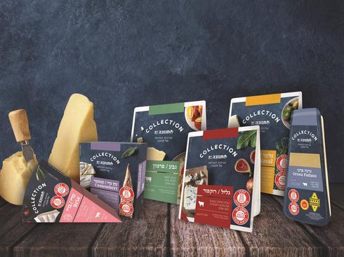 גבינות תנובה Collection