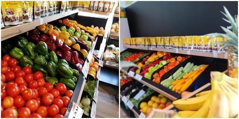 פירות וירקות היישר מהחקלאים, עופר מרקט