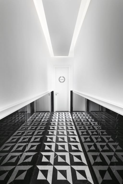 דירת קינג. עיצוב: אורון מילשטיין