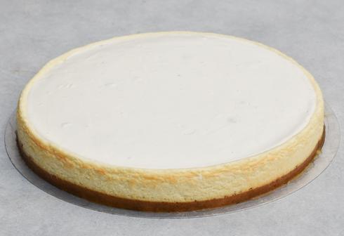 עוגת גבינה שוקולד לבן, מגזינו