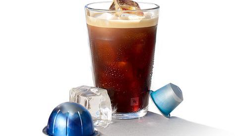 Nespresso תערובת קפה קר