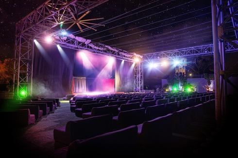 פשא בית ההופעות החדש בחולון