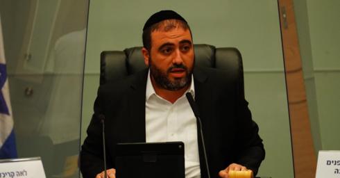 חבר הכנסת משה ארבל