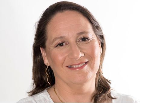 סילבי צוריאלי מנהלת המעבדות המחוזית במכבי שירותי בריאות -ירושלים והשפלה