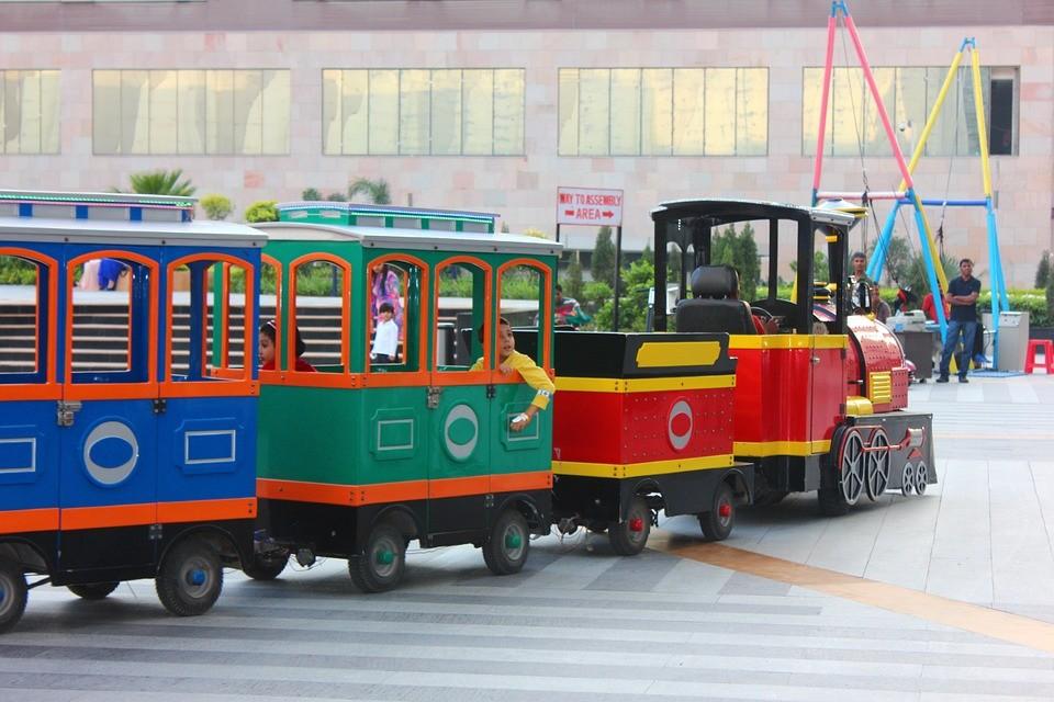 רכבת קטנה