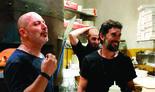 ליאור רז ודורון בן דויד במסעדת סילו