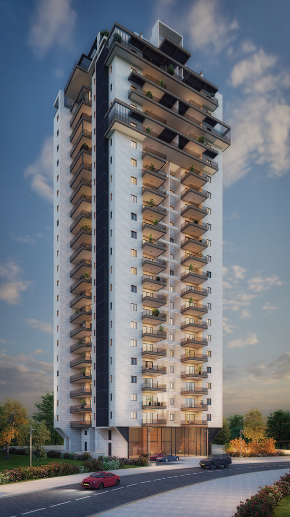 מגדל הפאר Horizon tower