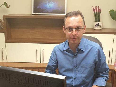 לאוניד גורבקובסקי, יועץ משכנתאות בכיר בסניף הנשיאים באר שבע של בנק הפועלים