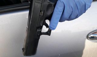 תפיסת נשקים על ידי המשטרה