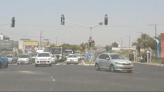 צומת סגולה כביש 40 פתח תקוה