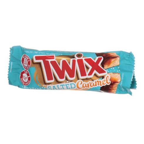 TWIX כרמל מלוח