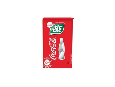 טיק טק בטעם קוקה קולה