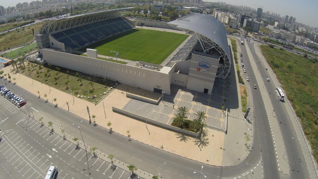 מתחם אצטדיון המושבה