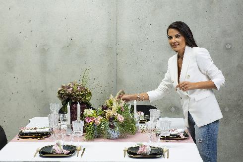 שולחן החג של השפית סימה ביטון