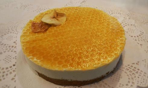 דה לה פה, עוגת כוורת