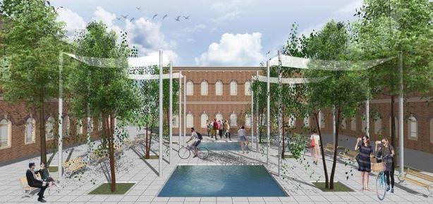 הקמפוס לאדריכלות העתידי