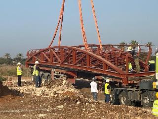 הגשרים החדשים בשוהם