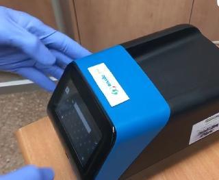 מכשיר סופיה בדיקת קורונה מהירה