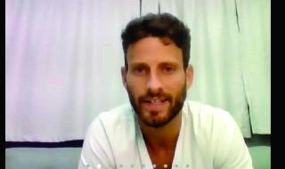 דניאל ליטמן בשיחת זום