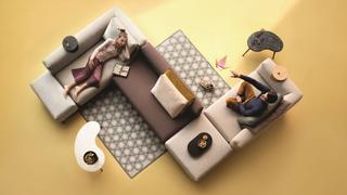 מערכת ישיבה מודולרית מבית העיצוב PODE הדני