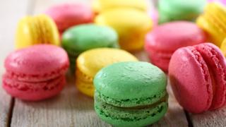 עוגיות מקרון צרפתיות