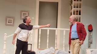 אלי גורנשטיין ומולי שולמן, מתוך נופים קסומים של תיאטרון באר שבע