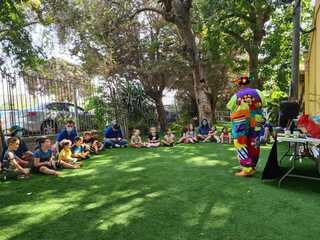 דרור ישראל בפתח תקוה עושים שמח לילדים