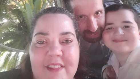 פנינה בלומנפלד והמשפחה