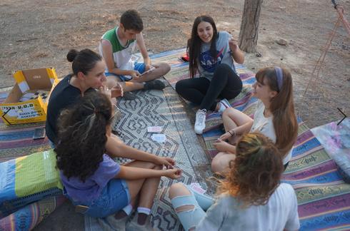 מרקם החיים בפנימייה בהדרכת דרור ישראל