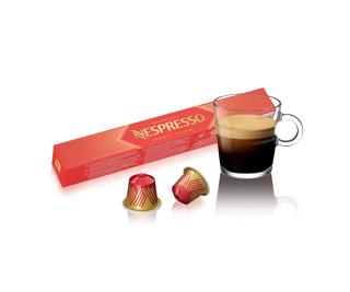 נספרסו. קפסולות קפה בטעם עוגיות איטלקיות