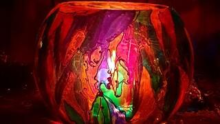 """מתוך התערוכה """"אורות וניסים"""""""