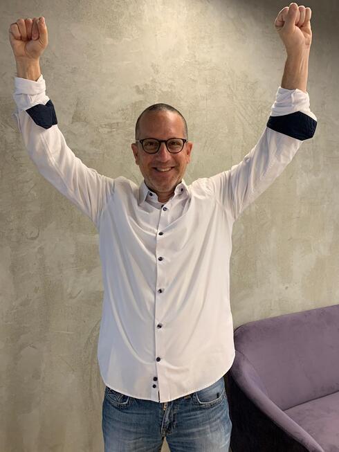 ברק רום, מנהל השיווק קריאייטיב פייננס
