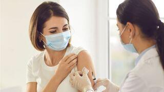חיסון אישה. לא פוגע בפוריות