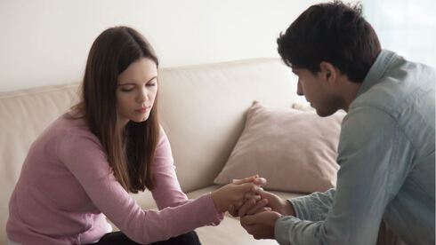 בני זוג בעיות פוריות גבר אישה