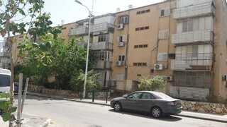 רחוב יוספברג שכונת אחדות פתח תקוה