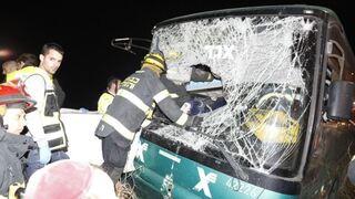 קו 947 לאחר התאונה
