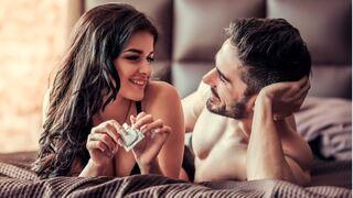 בני זוג אמצעי מניעה קונדום
