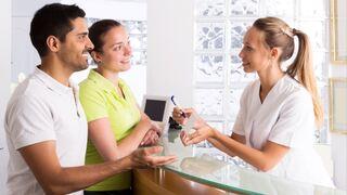 בני זוג טיפולי פוריות הפריה חוץ גופית